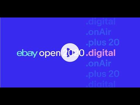 eBay Open Deutschland 2020.digital - Vorschau | eBay für Händler Deutschland