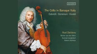 Cello Sonata in C Major, Op. 5 No. 3, H. 105: III. Affetuoso