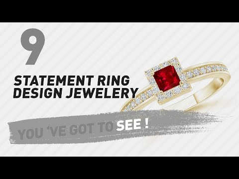 Statement Ring Design Jewelery Collection For Women // UK New & Popular 2017