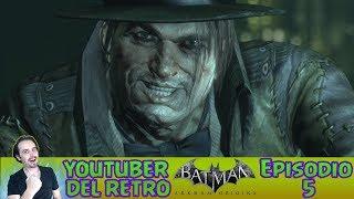 BATMAN ARKHAM ORIGINS Gameplay ITA [#5] Il Cappellaio Matto Con Alice ➜ LO YOUTUBER DEL RETRO