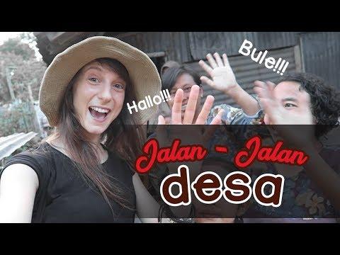 Jalan-Jalan di Desa - Globe in the Hat #11
