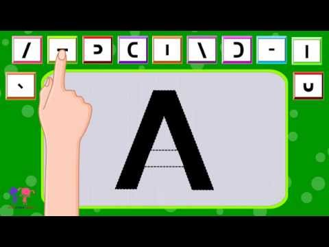 English Small Case Letter Alphabet Song I ABC Nursery Rhyme I Children Song