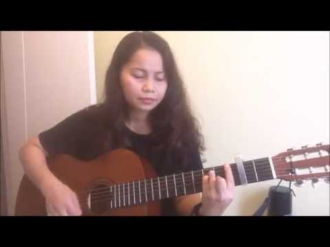 WHAT A BEAUTIFUL NAME GUITAR COVER BY HILLSONG