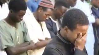 Ramadan Mubarak spech