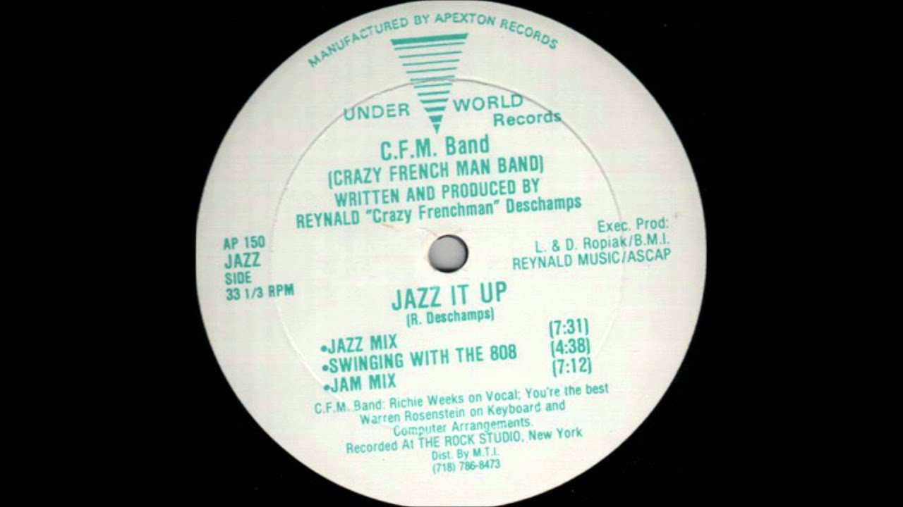 CFM band 'Jazz it Up'