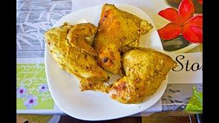 Курица запеченая в рукаве. В духовке. Простые рецепты. Быстро и вкусно.