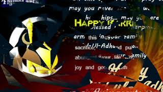 Happy Eid Ul Adha||whatsapp Status For Bakrid....eid Wishes
