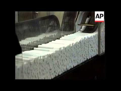 USA: BILL CLINTON ORDERS SURVEY ON TEENAGE SMOKERS