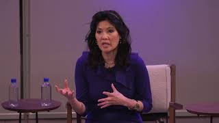 Sheryl WuDunn Answers Audience Member's Question | Book Review Live