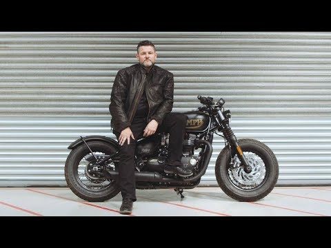 Triumph and DGR 2019 - Ride for the people you love
