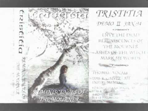 Tristitia-Demo -94- Reminescenses of the...