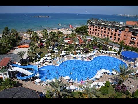 Отель ANABELLA DIAMOND 5* (Турция) самый честный обзор от Ht.kz