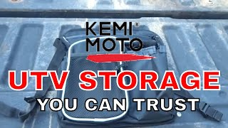 Best UTV Storage Bag for the Money -Kemimoto Storage Bag
