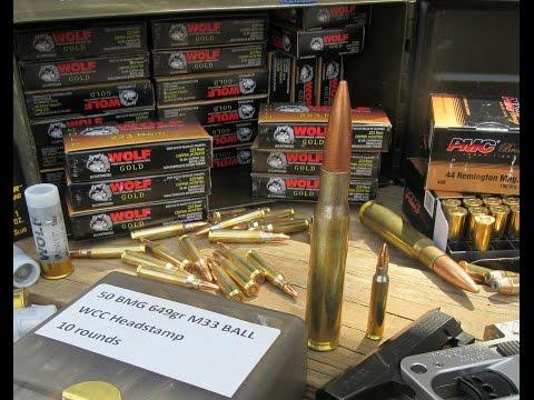 UNBOXING BULK AMMO 1,000 Rounds WOLF GOLD 223 $309 & SOME 50BMG 12G SLUG 44MAG
