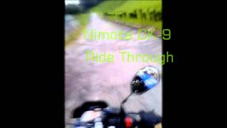 Nimota  CK-9 Ride Through { RIDE with PRIDE }