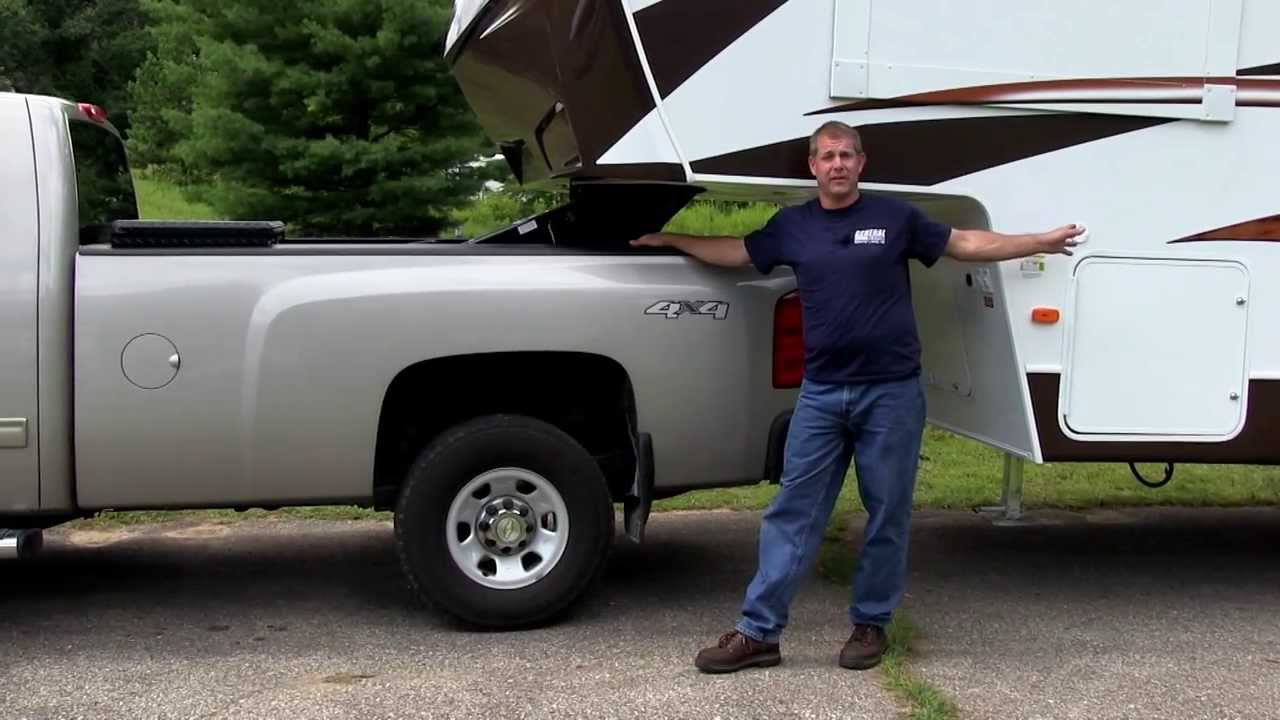 General Rv Center A Guide To 5th Wheel Hitching Youtube