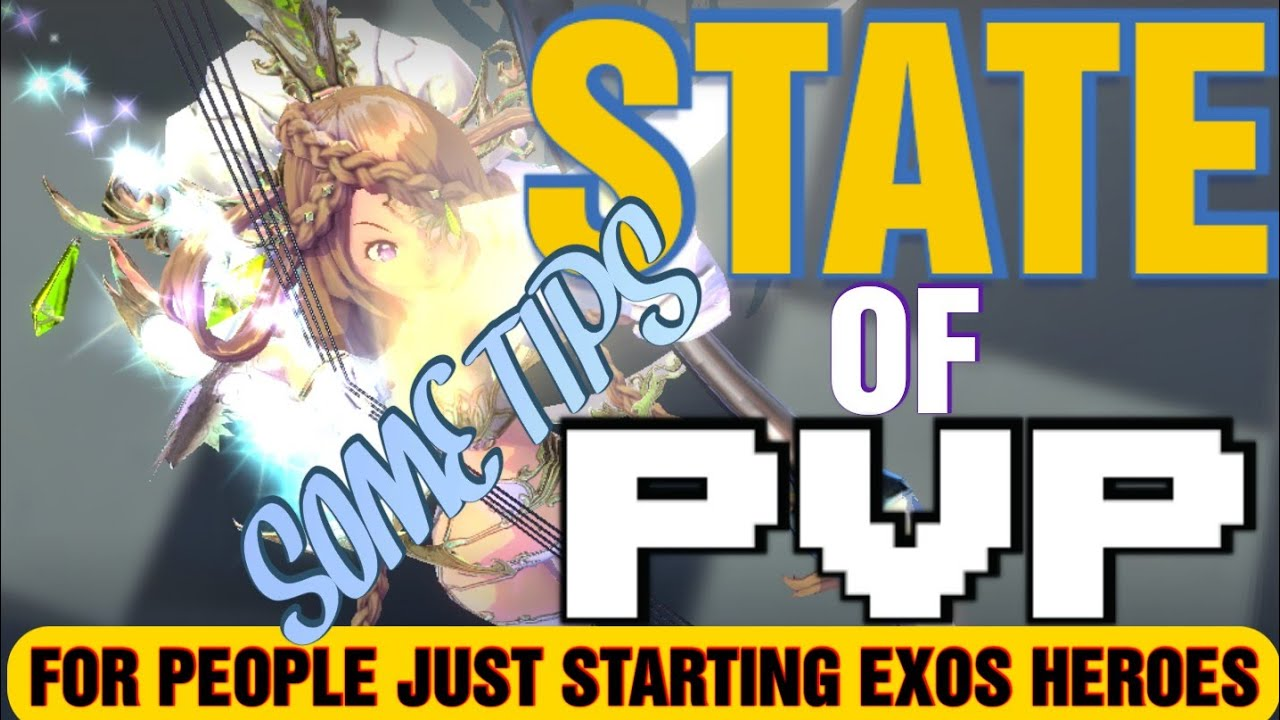 State of PVP - for new players - exos heroes - F2P