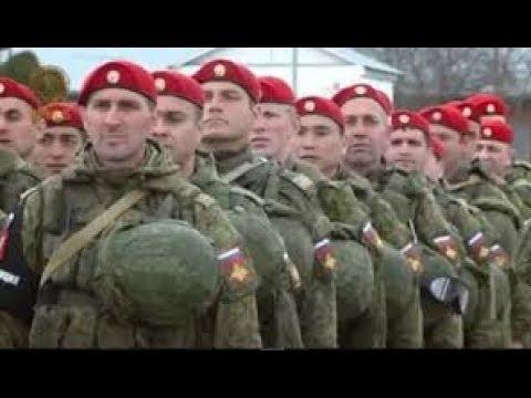 Russlands heldenhafte Militärpolizei in Syrien