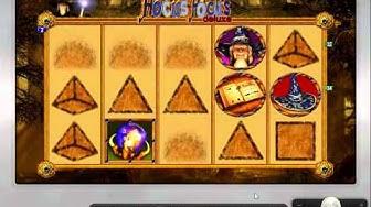 Hocus Pocus Deluxe online spielen - Merkur Spielothek