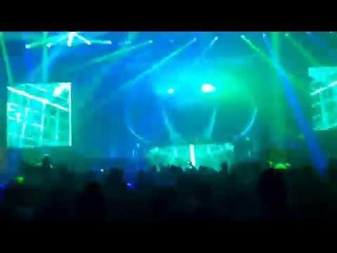 Angerfist live  Basel 2015 (Switzerland)