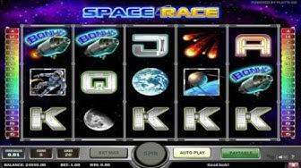 Kostenloser Space Race Spielautomat von Play n Go Video Vorschau | HEX