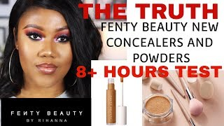 UNBIASED TRUTH......IS THE *NEW*FENTY BEAUTY CONCEALERS AND POWDER WORTH THE HYPE