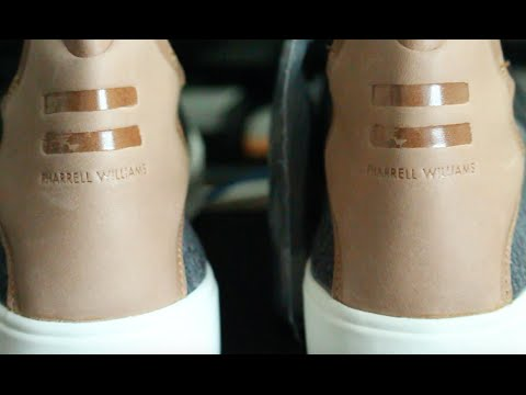 aa8fae27c7fbee New Pharrell Williams Shoes - YouTube