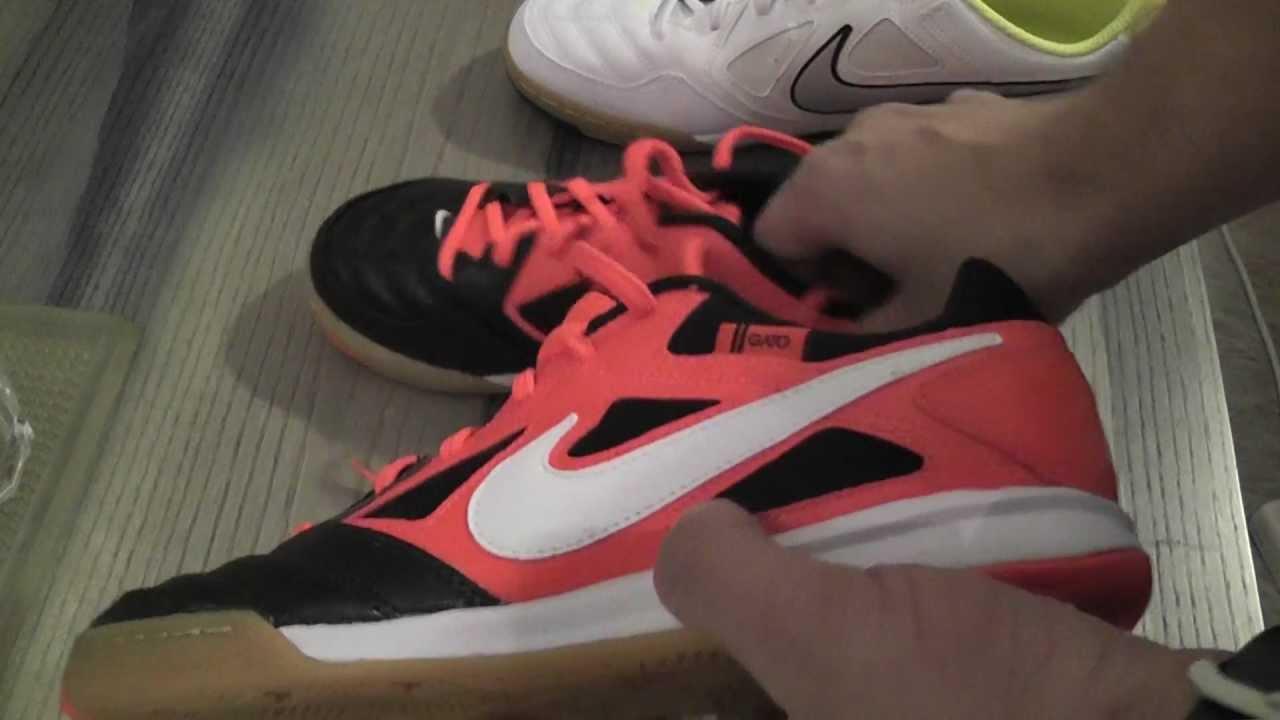 promo code 3677b 1accf Nike Nike5 GATO shoes