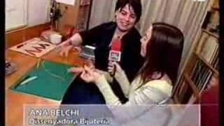 Ana Belchí en Punt 2