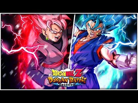 LIVE SUMMONS FOR VEGITO BLUE & ROSE GOKU BLACK PT. 2! (DBZ: Dokkan Battle)