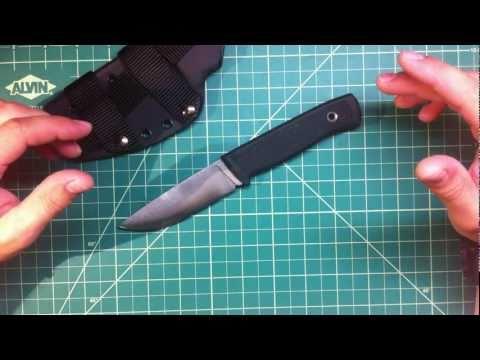 Fallkniven F1 Swedish Military Knife Review