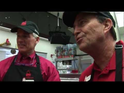 Take a Congressman to Work Day Contest with Ed Perlmutter (Arby's)