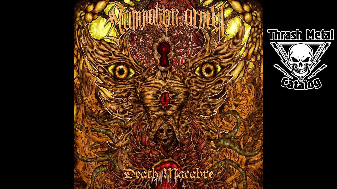 Damnation Army - Death Macabre (Full Album - 2019) - YouTube
