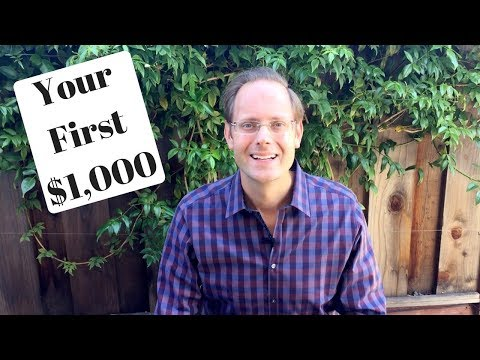 How To Invest $1000 (Investing $1000 For Dividends)