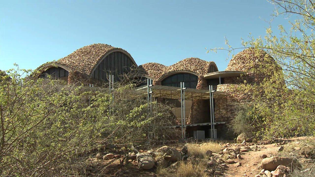 Wienerberger Brick Award 2012: Mapungubwe Interpretation Center - YouTube