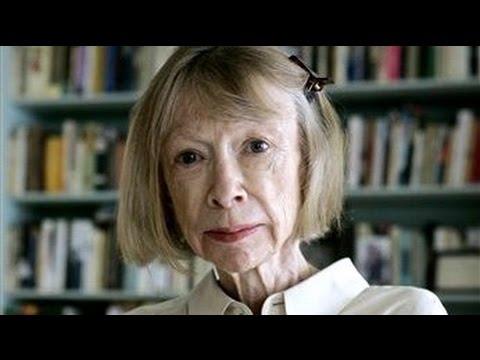 Joan didion on morality