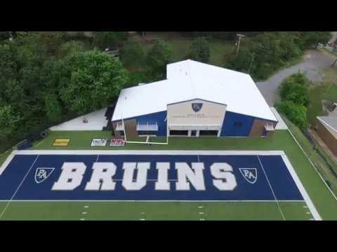 Judy Buck Strength Center dedication (PA Bruin Football 2016)