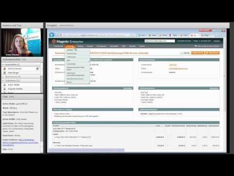 Webinar Magento Online Shop Erstellen - Eduvision
