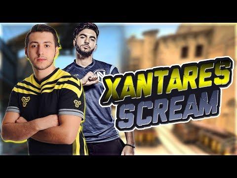 XANTARES SCREAM'E TEKİ