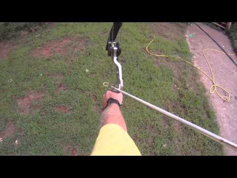 Bowfishing Practice
