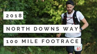 Running 100 Miles - Centurion North Downs Way 100 2018!