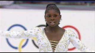 [HD] Surya Bonaly - 1994 Lillehammer Olympic - Free Skating