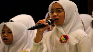 Persembahan untuk Ayah Ibu, Lagu Perpisahan Sekolah (Cover Satu Rindu - Opick)