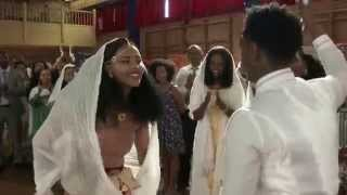 Eritrean Best Wedding  Adhanom Tesfay and Rahwa Rezene 18,7.2015 Norway