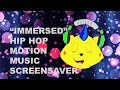 "4K Animated Wallpaper|Audio|Bubbles and Hip Hop|""Immersed""