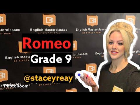 Romeo Grade 9 analysis