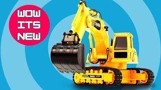 Trucks for kids Dump Truck |  Bulldozer | Excavator | Video for children