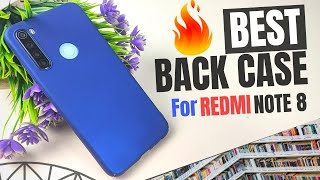 Redmi Note 8 Back Cover | Best Back Case for Redmi Note 8