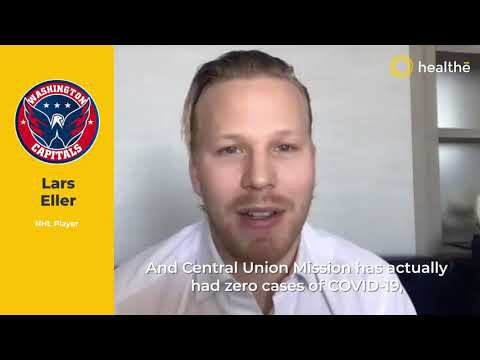 Testimonial - Lars Eller talks about Healthe, UVC222