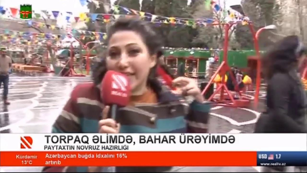 Torpaq əlimdə, bahar ürəyimdə